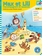 Cahier de vacances Max et Lili - 2P